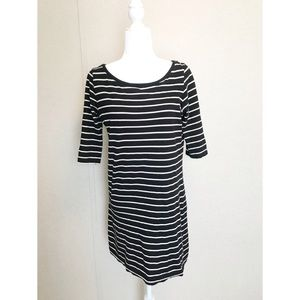 French Connection Casual Striped Dress